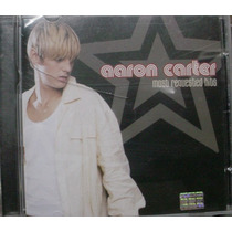 Cd : Aaron Carter - Most Requested Hit - Frete Gratis