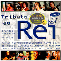 Cd Tributo Ao Rei Roberto Carlos Com Wanderley Cardoso Vol 2
