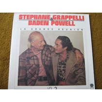Lp Zerado Baden Powell Grappelli La Grande Reunion Vol 2