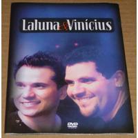 Laluna & Vinicius Dvd Duplo Promocional Semi Novo