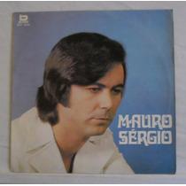 Lp Mauro Sérgio - Sonhar - Beverly - 1971