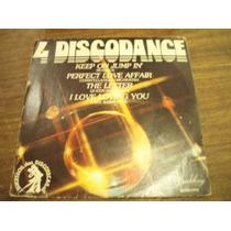 Compacto 4 Discodance (musique, Queen Samantha)