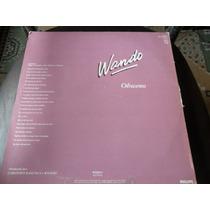 Lp Vinil Promo Wando - Obsceno