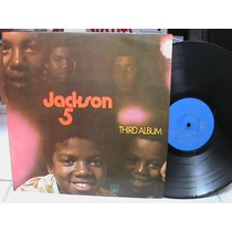 Lp Michael Jackson Third Album - The Jackson 5 - Novinho