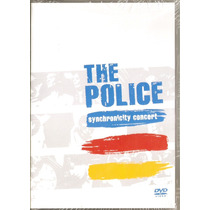 Dvd The Police - Synchronicity Concert - Novo***