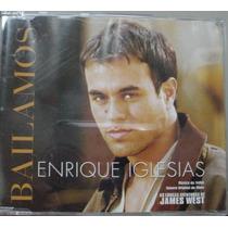 Cd Single : Enrique Iglesias - Bailamos - Frete Gratis