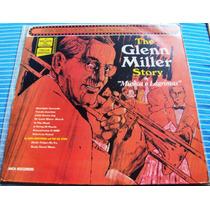623 Mdv- Lp 1977- The Glenn Miller- Música E Lágrimas- Story