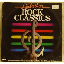 Lp - (069) - Orquestras - Hooked On Rock Classics