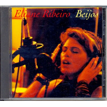 Cd Eliane Ribeiro - Beijos - 1996
