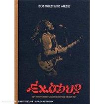 Cd/dvd Boxset Bob Marley Exodus (anniversary) [eua] Lacrado