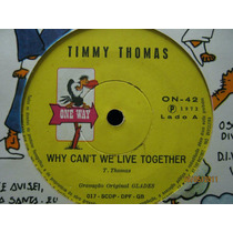 Timmy Thomas Compacto Vinil We Cant We Live Together 1973