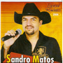 Cd Sandro Matos - Especial Romântico - Novo***