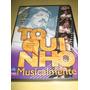 Dvd Toquinho - Musicalmente - Gravado Na Suíça Em 1983