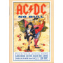 Acdc No Bull Live Plaza De Toros Madrid Dvd Original
