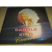 Lp Vinil Carole King In Concert / Disco Novo!!! Cantora 70