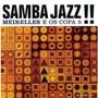 Cd Samba Jazz - Meirelles E Os Copa 5 - Novo Lacrado***