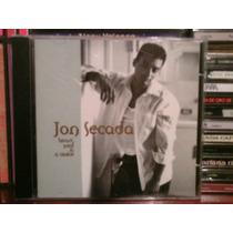 Cd - Jon Secada Heart Soul E A Voice Importado