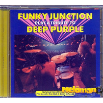 Funky Junction 1973 Play A Tribute To Deep Purple Cd Remaste
