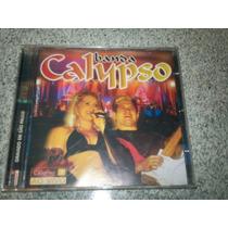 Cd - Banda Calypso Ao Vivo Gravado Em Sao Paulo