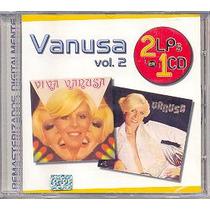 Cd 2em1 Vanusa Vol. 2 - Viva Vanusa - 1979 - Vanusa - 1981