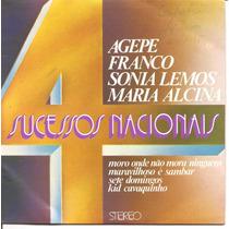 Compactos (mg 102) - 4 Sucessos Nacionais