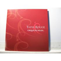 Cirque Du Soleil, Tapis Rouge, 2007, Cd Original Raro