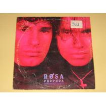 Rosa Purpura Com Encarte 1988 Lp Vinil