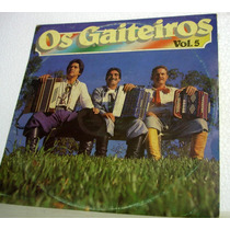 Vinil / Lp - Os Gaiteros - Volume