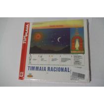 Cd + Livro - Tim Maia - Racional 1 - Coleção Abril - Lacrado