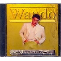 Cd Wando - Coleção Obras Primas