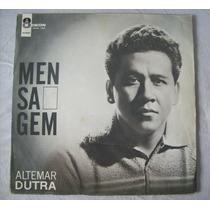 Lp Altemar Dutra - Mensagem - 1964