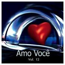 Amo Você - Vol.12 - Vários Artistas - Cd - Mk Music