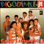 Cd / Grupo Carrapicho = Pagode E Axé No Jt Vol.08