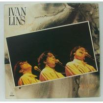 Lp Ivan Lins - 20 Anos - 1991 - Som Livre (com Encarte)