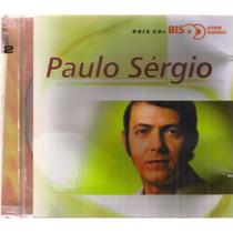 Cd Paulo Sergio - 2 Cds - Serie Bis - Jovem Guarda