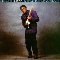 Cd Robert Cray Strong Persuader - Novo Lacrado Original