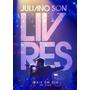 Dvd Livres Juliano Son - Mais Um Dia (2013) Lacrado Original