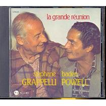 Cd Stephane Grappelli & Baden Powell La Grande Réunion Vol.2