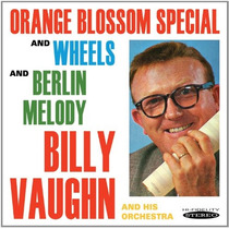 Billy Vaughn - Cd Orange Blossom Special + Berlin Melody