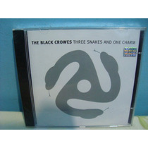 The Black Crowes - Three Snakes And One Charm - Cd Nacional