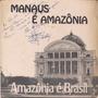 Compacto Quarteto Abelardo Magalhães Manaus Brasil