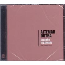 Cd Altemar Dutra - Seleção Essencial (lacrado)