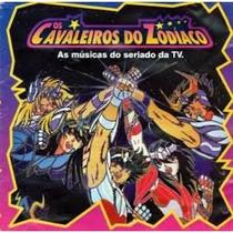 Cd-cavaleiros Do Zodíaco-temas Do Seriado Da Tv