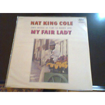 Lp Nat King Cole - Trilha Do Filme My Fair Lady