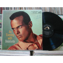Harry Belafonte- An Evening With Belafonte Lp Rca Importado