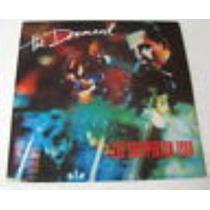 Damned Live Shepperton 1980 Lp (nm/vg++)(uk) Lp Import**