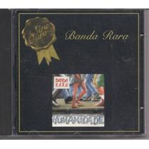 Banda Rara - Humanidade - Raridade - Cd - Gospel