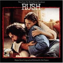 Cd Eric Clapton - Rush (ost 1992) Novo Original Lacrado