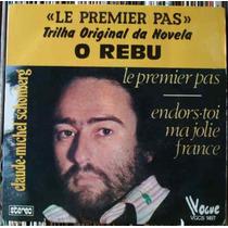 O Rebu Trilha Original Da Novela - Compacto Vinil Vogue 1974