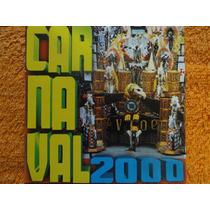 Cd - Carnaval 2000 - Sambas De Enredo São Paulo Escola Samba